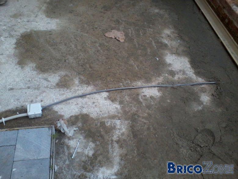 câble électrique extérieur non gainé - Gaine Electrique Pour Exterieur