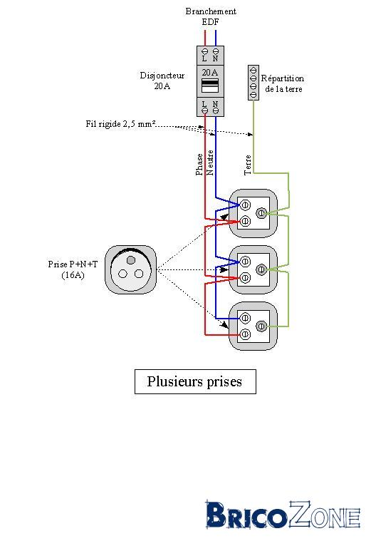 simple dune buggy schema cablage