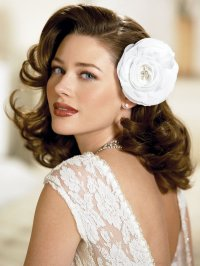 Chic Wedding Hairstyles BridalGuide