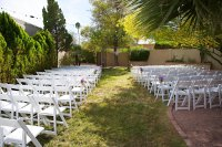 The Pros and Cons of Throwing a Backyard Wedding | BridalGuide