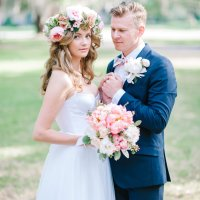 50+ Stunning Ways to Wear Flowers in Your Hair   BridalGuide