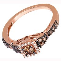 Rose Gold Ring: Rose Gold Ring Kays Jewelry