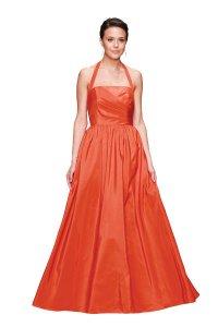Tropical Punch Bridesmaid Dresses | BridalGuide