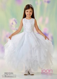 Joan Calabrese Flower Girl Dress Collection | Bridal ...