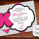 Girly Lingerie Bridal Shower Ideas