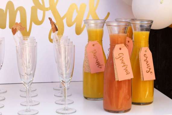 Morning-Mimosa-Bridal-Shower-Grapefruit-Juice
