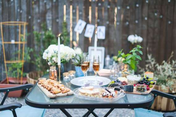 Outdoor-Great-Gatsby-Party-Food