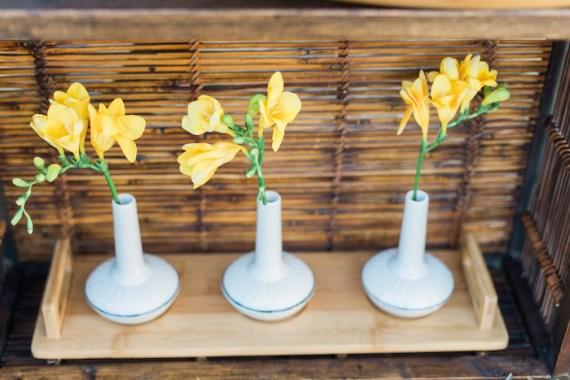Colorful-Au-Natural-Bridal-Shower-Flowers-Vases