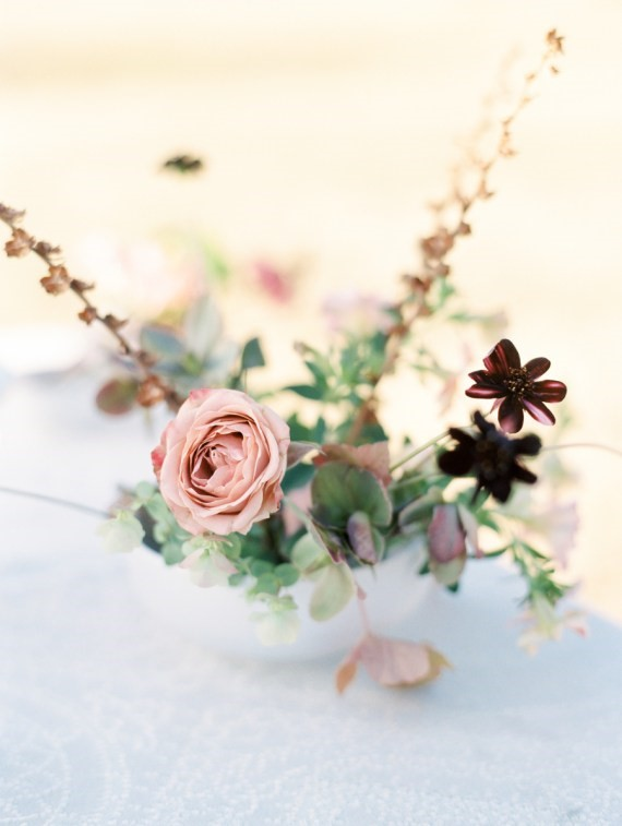 Dreamy Outdoor Bridal Shower flowers