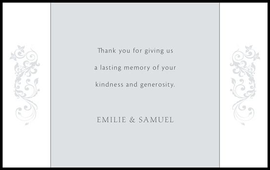 thank you wedding cards template - Vatozatozdevelopment