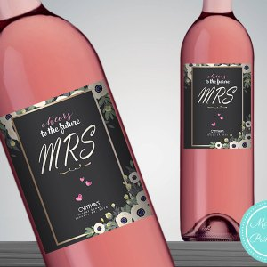 Printable Wine Bottle Labels, Printable Wine Bottle Labels