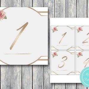 stylish-wedding-table-numbers