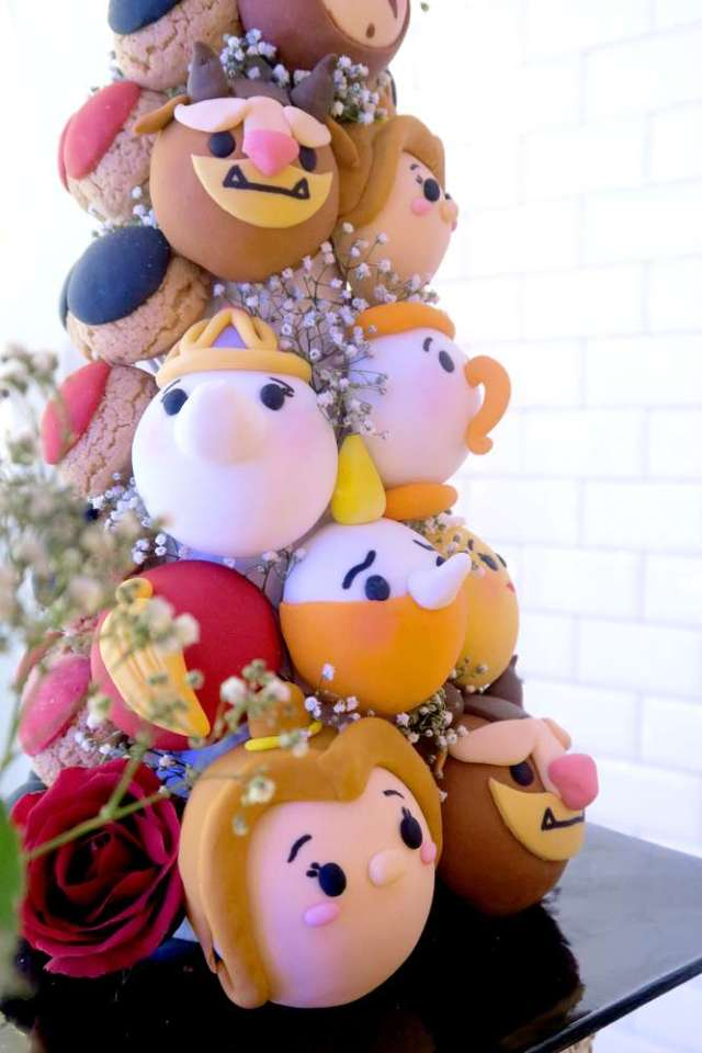 Beauty-And-The-Beast-Dream-Wedding-Cookie-Tree
