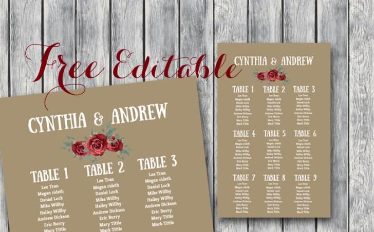 free-editable-marsala-wedding-seating-chart-template-printable-burgundy-printable