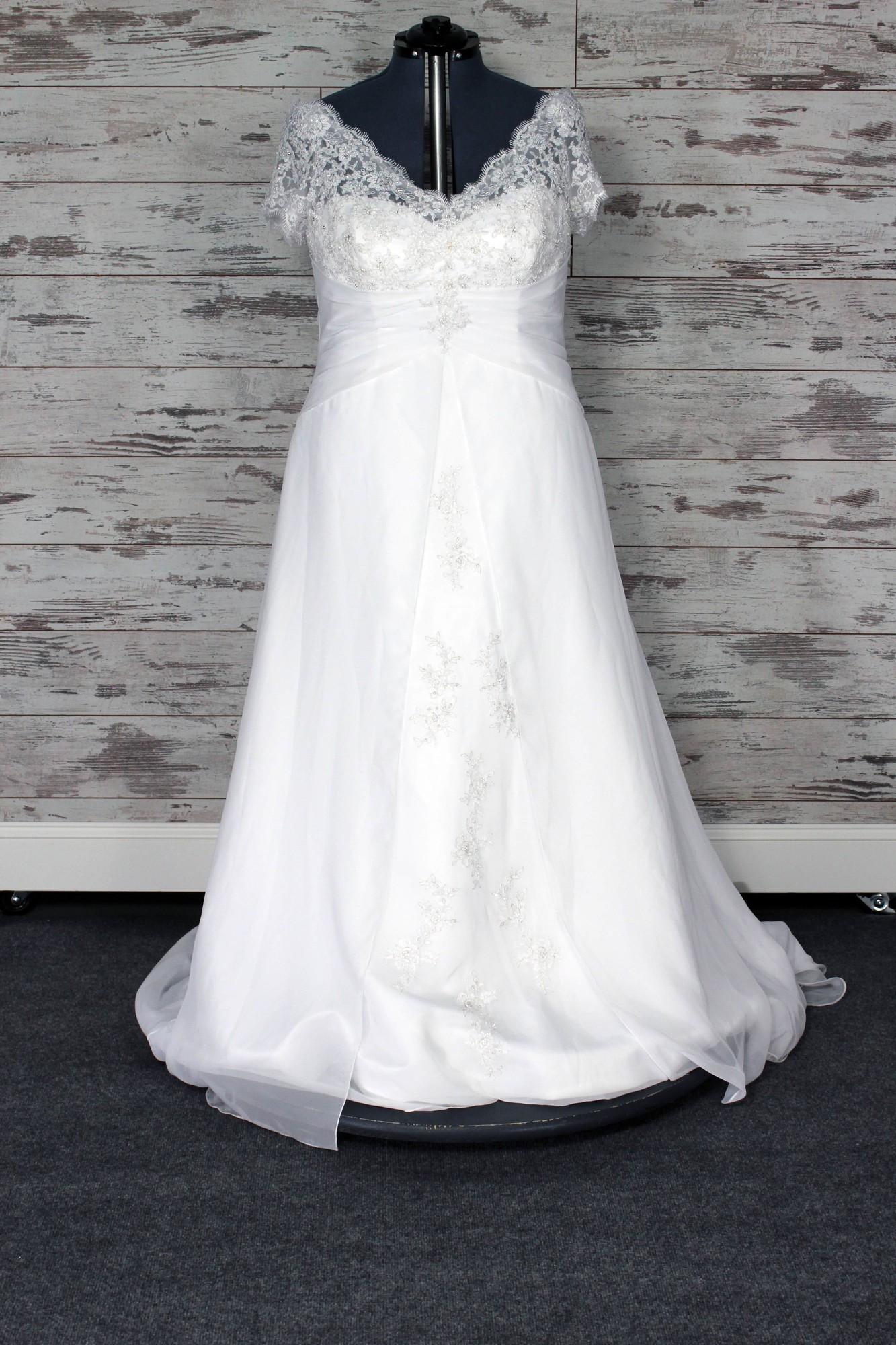 bridesagainstbreastcancer wedding dresses websites Mori Lee A line Wedding Dress White