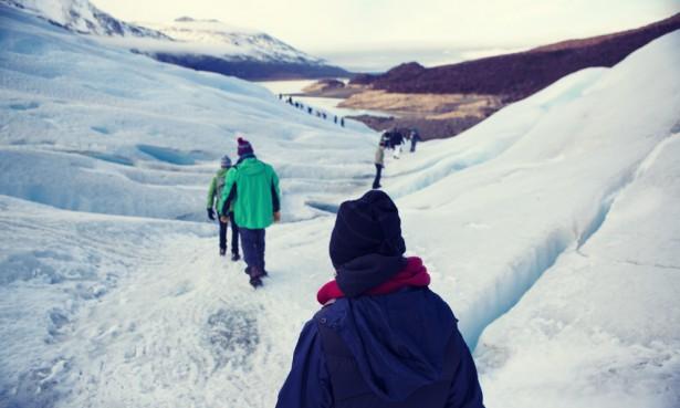 Glacier hike, Perito Moreno