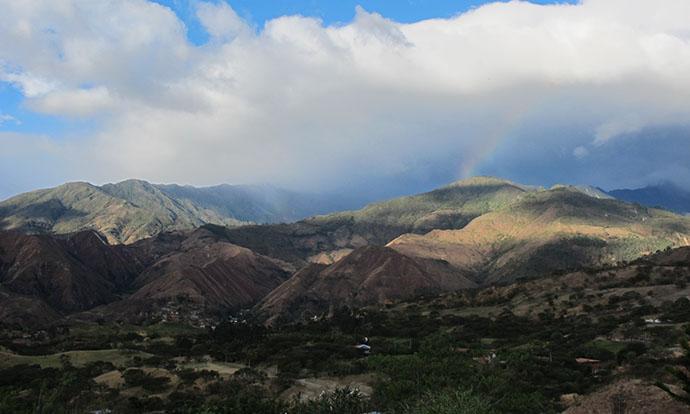 Vilcabamba valley - land of conspiracy theorists