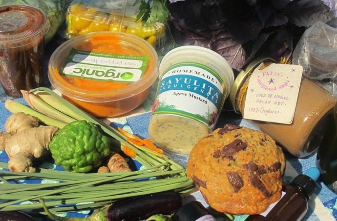 Sayulita market goodies