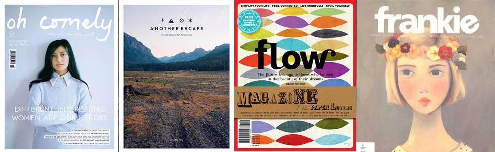 favourite magazines