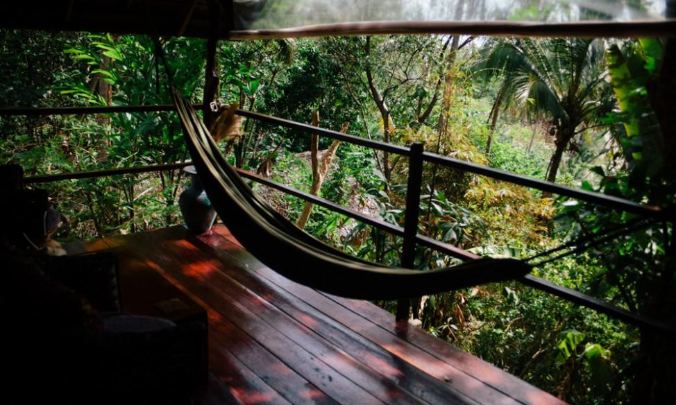 Bunglaow at The Sanctuary Thailand