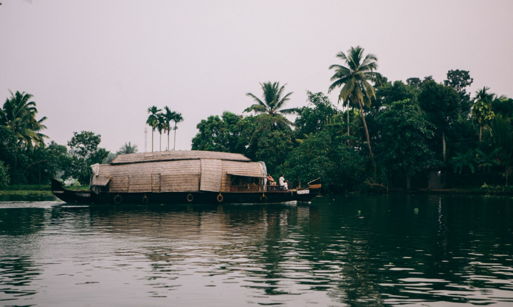 kerala essay Kerala is famous for its backwaters, which are a network of canal, rivers and deltas that drain into the arabian sea the major portion of this backwater is navigable and it connects the villages lying along and it is also used for transportation of goods and people.