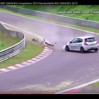VIDEO: The 10 hardest crashes at the Nürburgring?