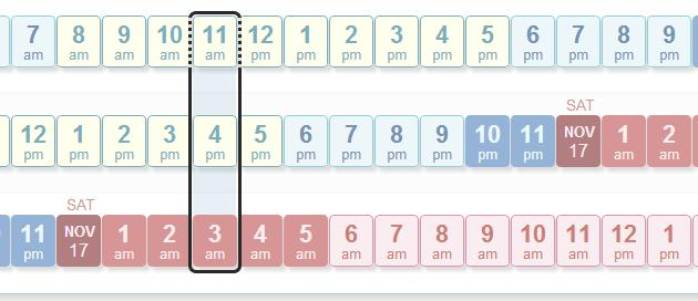 How to Schedule Meetings that Cross Time Zones