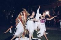 photo by Henry Perez - Dancers Amanda Edwards, Brigette Cormier, Kim Ross, Danielle Kipnis