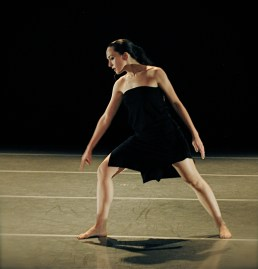 """by Karime Arabia, Brigette Cormier performing """"Frack Part 1"""" at the Daniel Lewis Miami Dance Sampler 2 New World School of the Arts - Miami FL"""