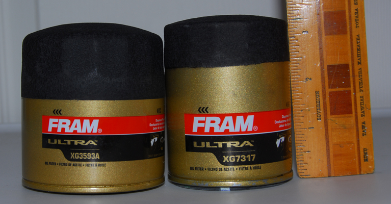 Fram Ultra- Honda Filter Comparo - Bob Is The Oil Guy