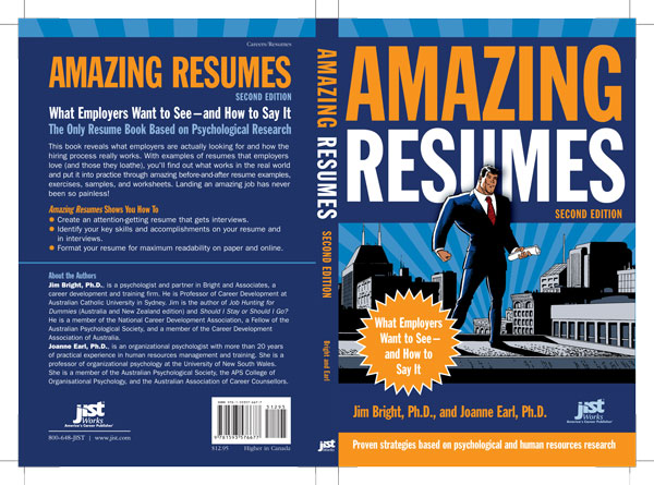 Getting Amazing Results on your resume The Factory