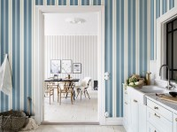 10 Striped Wallpaper Design Ideas - Bright Bazaar by Will ...