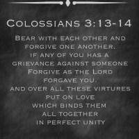 Siesta Scripture Memory *Verse 9*