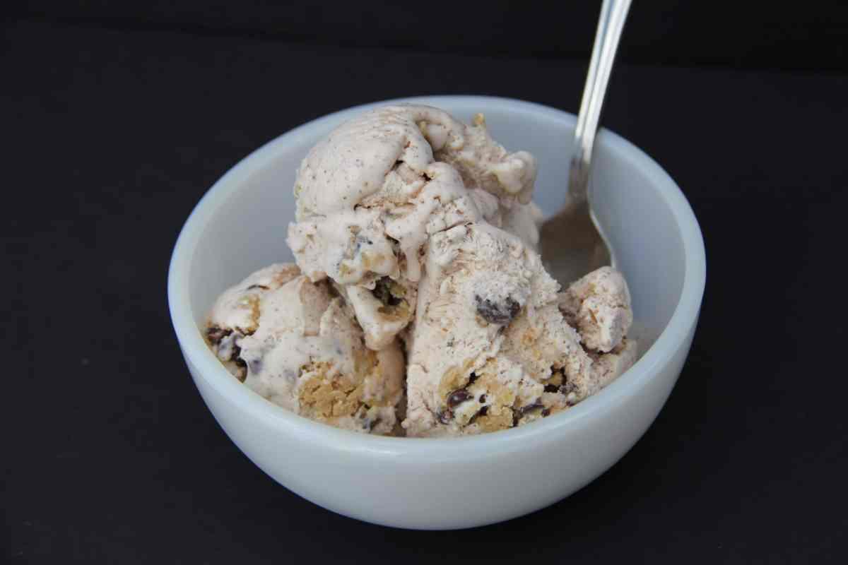 Oatmeal Cookie Chunk Homemade Ice Cream