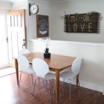 Mid Century Dining Room Space
