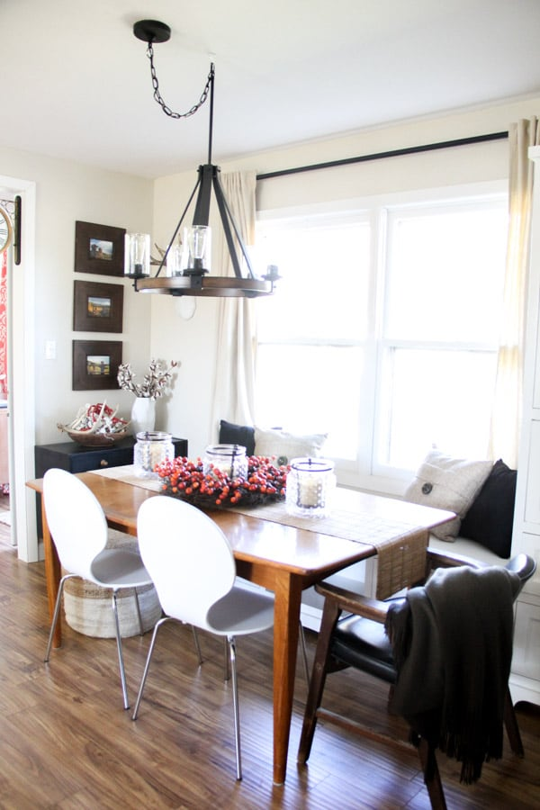 From Bland to Bright… a Dining Room Transformation