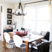 From Bland to Bright... a Dining Room Transformation