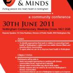 hearts and mind, a community conference