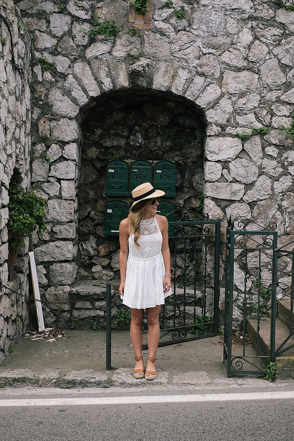 free people emily dress capri italy 3