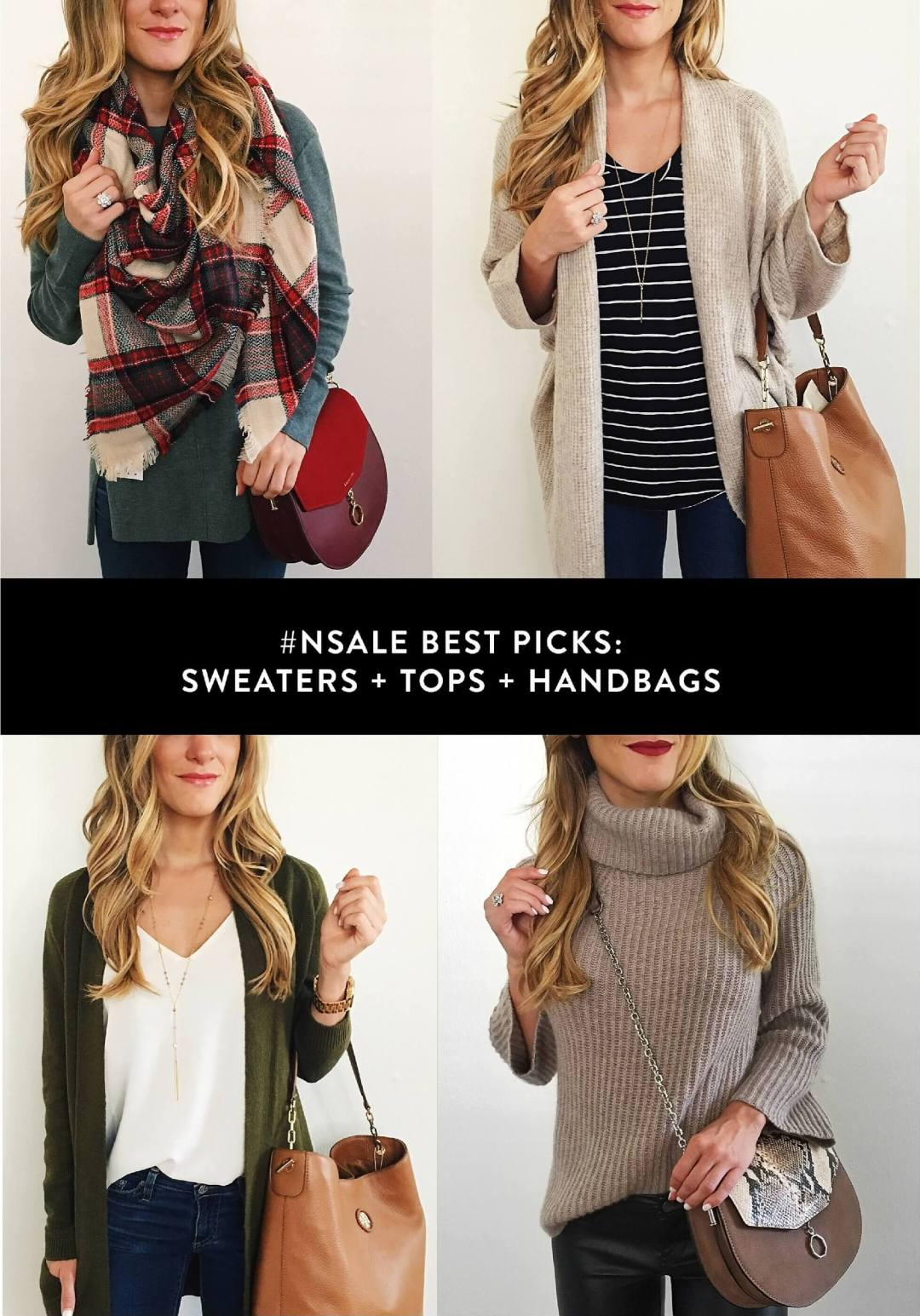 nordstrom anniversary sale 2016 best sweaters, tops and handbags