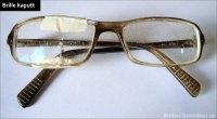 Neuverglasung der Brille