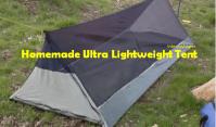 [Video] DIY Lightweight Tent. One Man Bivy Tent ...