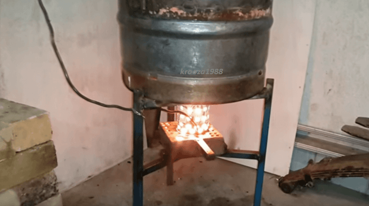 Find Out How This Diy Waste Oil Burner Work Its Magic