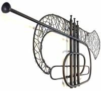 Metal Wall Art - Trumpet