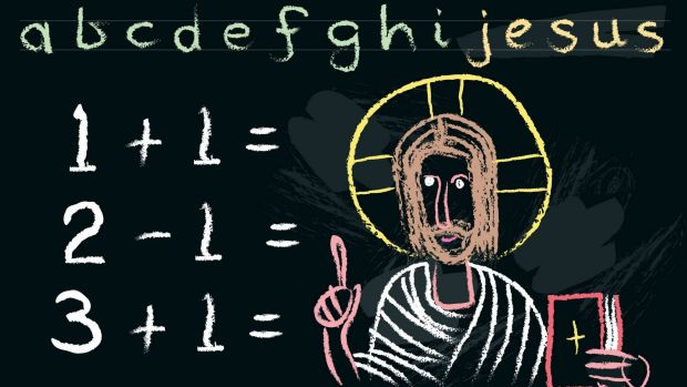 Religious Instruction has no place in Queensland schools, argues Hugh Harris.