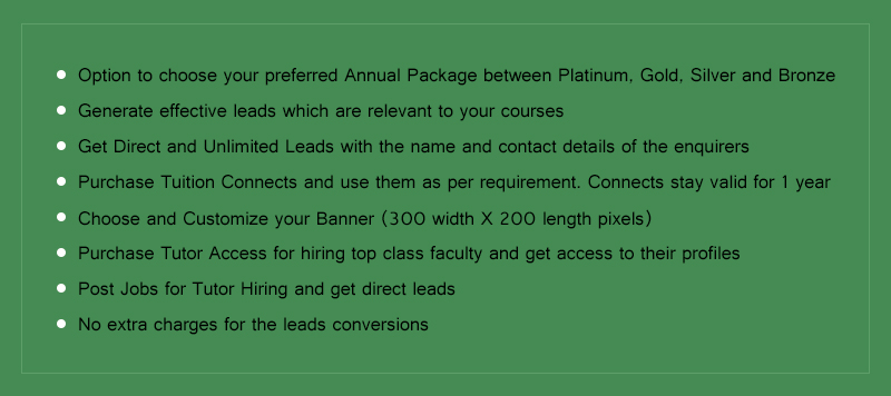 Get Student Leads from MyPrivateTutor India - how to get job leads