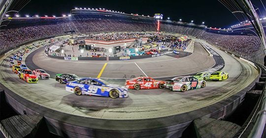 Suites and Entertainment Partner with BMS Bristol Motor Speedway