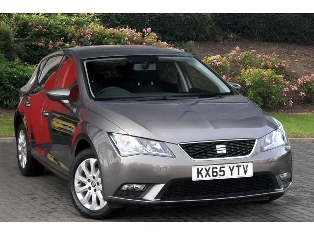 Used Seat Leon 16 Tdi Se 5dr Dsg Diesel Hatchback For