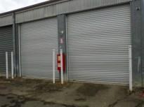 Industrial Roller Doors