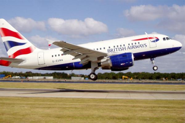 Image from British Airways